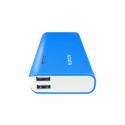A-data ADATA PT100 Power Bank 10000mAh Blue/White