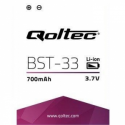 Qoltec Battery for Sony Ericsson BST-33, 700mAh