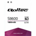 Qoltec Battery for Samsung Wave 3 S8600, 1800mAh
