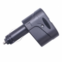 Global Technology CAR CHARGER ADAPTER WF-325 2 plugs w/o cable