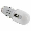 4world Phone car GSN charger with USB 500mAh