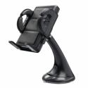Qoltec Universal Adjustable car holder for smartfona 3.5 - 6.3'' WindShield Moun