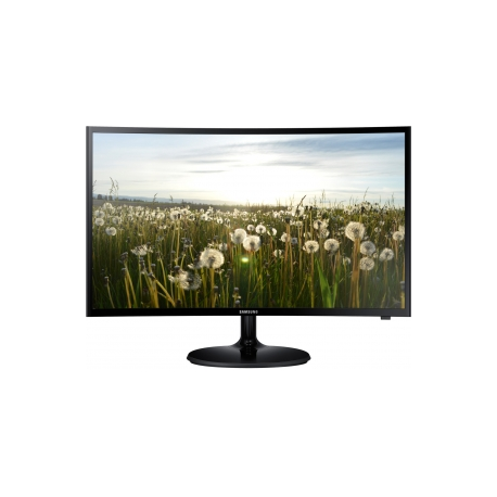 3a6f262ee22 Samsung VF39 Series LV27F390FEW - LED monitor with TV tuner - curved ...