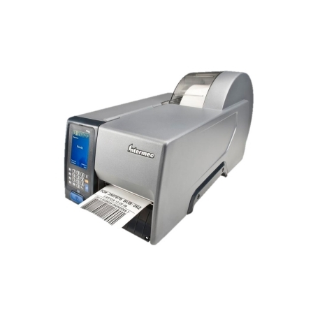 Intermec PM43 - Label printer - monochrome - direct thermal / thermal transfer - Roll (11.4 cm) - 203 dpi - up to 300 mm/sec - U