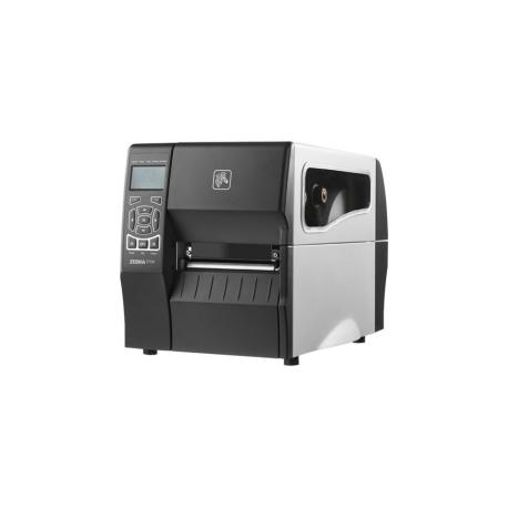 Zebra ZT200 Series ZT230 - Label printer - monochrome - thermal transfer - Roll (11.4 cm) - 203 dpi - up to 152 mm/sec - USB, se
