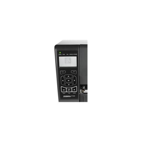 Zebra ZT200 Series ZT230 - Label printer - monochrome - thermal transfer - Roll (11.4 cm) - 300 dpi - up to 152 mm/sec - USB, se