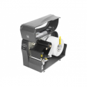 Zebra ZT200 Series ZT220 - Label printer - monochrome - direct thermal - Roll (11.4 cm) - 300 dpi - up to 152 mm/sec - USB, LAN,