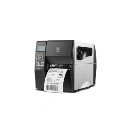 Zebra ZT200 Series ZT230 - Label printer - monochrome - direct thermal - Roll (11.4 cm) - 203 dpi - up to 152 mm/sec - USB, seri