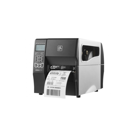 Zebra ZT200 Series ZT230 - Label printer - monochrome - thermal transfer - Roll (11.4 cm) - 300 dpi - up to 152 mm/sec - USB, se