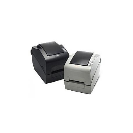 Bixolon SLP-TX400CEG LABEL PRINTER (Bixolon Thermal Transfer Printer SLP-TX400CEG, 203 dpi, Cutter, Dark Grey, Ethernet, serial,