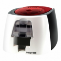 Evolis Badgy200, single sided USB Kit