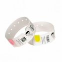 Zebra Z-Band Direct, child, white