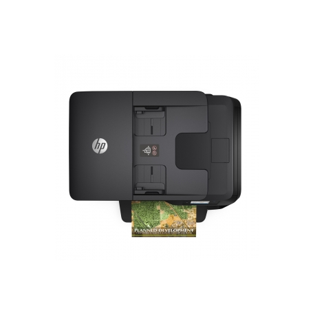 HP Officejet Pro 8710 All-in-One - Multifunction printer - colour - ink-jet  - Legal (216 x 356 mm) (original) - A4 / Legal (media) - up to 30 ppm