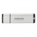 Freecom DataBar 3.0 - USB flash drive - 32 GB - USB 3.0 - black, silver