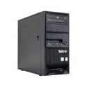 Lenovo TS150 Xeon E3-1225v6 3.3GHz,1x8GB, 2x1TB, 4x3,5'' SATA, RAID 121, DVD-RW, 1x250W