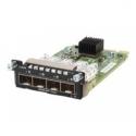 HP E Aruba 3810M 4SFP+ Module