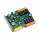 Axis A9188 NETW. IO RELAY MODU (AXIS A9188 Network I/O Relay Module with 8 configurable I/Os and 8 form C relays and supports su