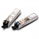 TRENDnet TEG MGBSX - SFP (mini-GBIC) transceiver module - 1000Base-SX - LC multi-mode - plug-in module - up to 550 m - 850 nm