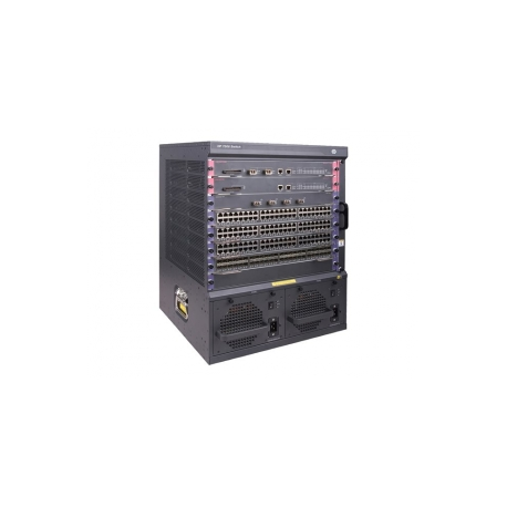 HPE 7506 - Switch - L4-L7 - Managed - rack-mountable