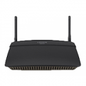 Linksys EA6100 SMART WI-FI  (2.4/5 GHz, USB 2.0, Fast Ethernet, Black)