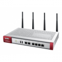 Zyxel USG60WDEVICEONLY (Firewall Appliance 10/100/1000, 4x LAN/DMZ, 2x WAN, 802.11 a/b/g/n)