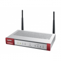 Zyxel USG40WDEVICEONLY (Firewall Appliance 10/100/1000, 3x LAN/DMZ, 1x WAN, 1x OPT, 802.11b/g/n)