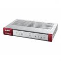 Zyxel USG40DEVICEONLY (Firewall Appliance 10/100/1000, 3x LAN/DMZ, 1x WAN, 1x OPT)