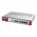 Zyxel USG60UTMBDL (Firewall Appliance 10/100/1000, 4x LAN/DMZ, 2x WAN, UTM Bundle AS,AV,CF,IDP 1 YR)