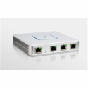 Ubiquiti Enterprise Gateway Router with Gigabit Ethernet USG (Dual-Core MIPS64 500 MHz processor, 512MB DDR2, 2GB on-board flash