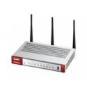 Zyxel USG 20W-VPN (DEVICE ONLY) (W-LAN,Firewal,IPv6 support,Virtual Private Network(VPN),SSL VPN,Anti-Spam,Content Filtering,Net