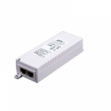 Axis T8133 30W MIDSPAN (Single port midspan for Power over Ethernet Plus PoE IEEE 802.3at Type 2 Class 4. Replaces AXIS T8123./)