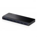 Tp-link UH700 (7 Port USB 3.0 Hub, Desktop, 12V/2.5A Netzadapter inklusive)
