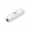 Ubiquiti Instant Gigabit Adapter, Indoor - 48V 802.3af (In: 48V; Out: 24V, 0.5A)