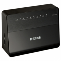 D-link DSL-2750U/RA, ADSL/Ethernet/3g Router with Wireless N, ADSL: 1 RJ-11 port, LAN: 4 RJ-45 10/100BASE-TX Fast Ethernet ports