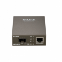 D-link DMC-G01LC, 10/100/1000Base-T Twisted-pair to Gigabit SFP Media Converter Module