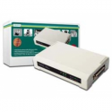 Assmann Electronic 2+1 Port Print Server