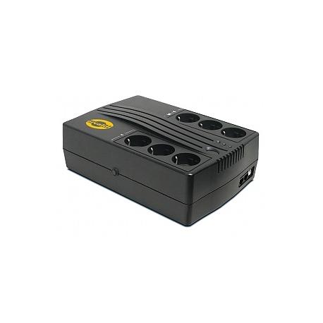 Orvaldi 900SP USB RJ45 CD 6xSchuko Outlets 3backup 3SurgeProt Bat 3m