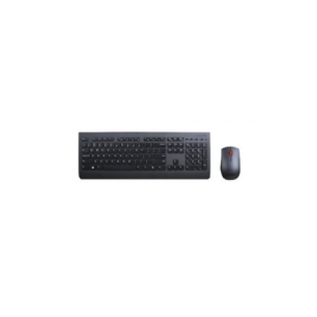 614a8e0fb5b Lenovo Professional Combo - Keyboard and mouse set - wireless - 2.4 GHz -  German - for ThinkPad E46X; E56X; L460; L560; P40 Yoga; P50; P70; T460;  T560; ...