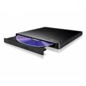 LG DVD-R/RW/DL/RAM RETAIL BLACK (Bauhoehe 5,25 extern / USB 2.0/ Geschwindigkeit 6x, 24x, 8x)