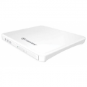 Transcend 8X DVD SLIM TYPE USB WHITE (8X DVDR, 24X CD-R/RW, USB 2.0)
