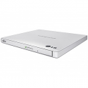 LG GP57EW40 DVD-WRITER RETAIL (LG GP57EW40, Desktop/Notebook, DVD Super Multi, White, Tray, USB 2.0, CD-R, CD-ROM, CD-RW, DVD+R,