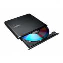 Lite-on External DRW LiteOn ES1, USB, Ultra-Slim 13.5mm, ultra-light, Black