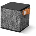 Hama FRESHN REBEL Rockbox Cube Fabriq Edition Bluetooth Speaker Concrete