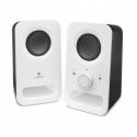 Logitech Z150 Speakers white