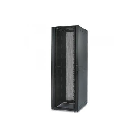 APC NetShelter SX Enclosure - Rack - black - 42U - 19