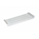 Netrack equipment shelf 19'', 1U/200mm, grey