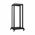 Linkbasic open rack stand 19'' 22U
