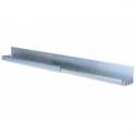 Assmann DIGITUS L SUPPORT SLIDING RAIL (DIGITUS Gleitschienen, fuer Serverschraenke mit 800 bis 1000 mm Tiefe, variable 500 bis