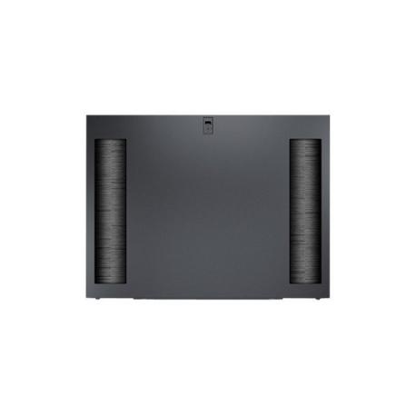 APC - Rack panel - side - black (pack of 2) - for P / N: AR3100, AR3130,  AR3140, AR3150, AR3200, SMX3000RMHV2UNC