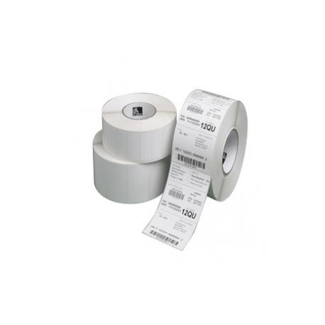 Zebra 8000T Void Matte - Labels - polyester - matte - adhesive - silver -  25 x 51 mm 5000 label(s) (2 roll(s) x 2500) - for Zebra Z4Mplus, Z6MPlus,